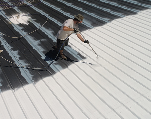 Colorbond roof painting Melbourne