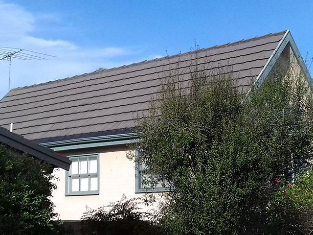 Roof Restoration Glen Iris Project