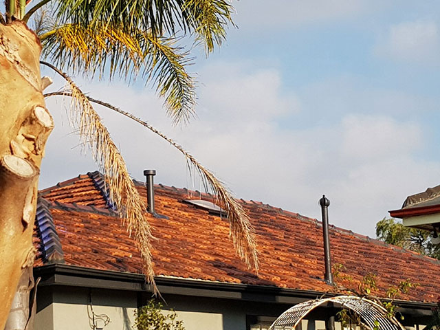 Roof Restoration Greensborough Project