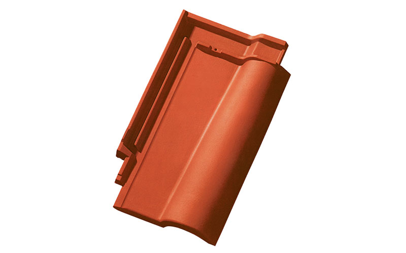 A Terracotta Roof Tile