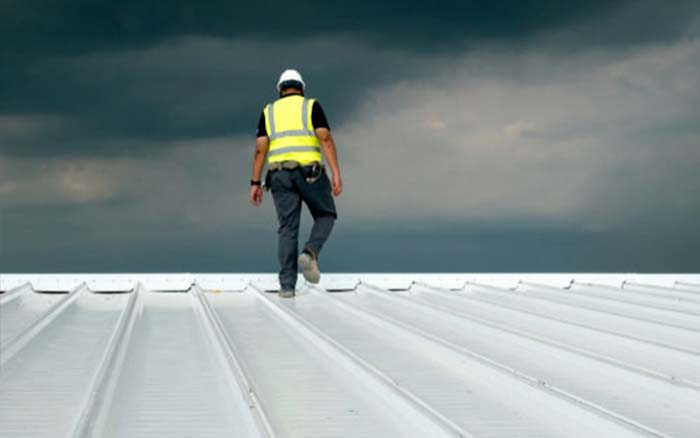 Metal Roof Inspection in Melbourne