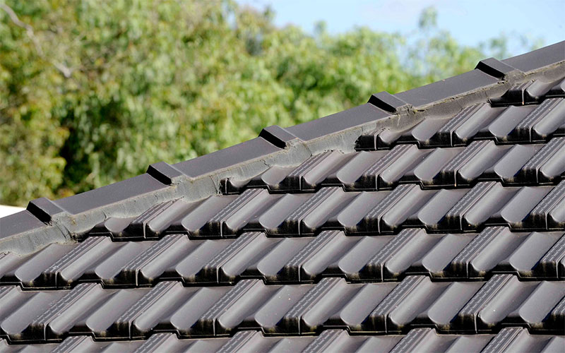 Porous Roof Tiles What Are They And What To Do