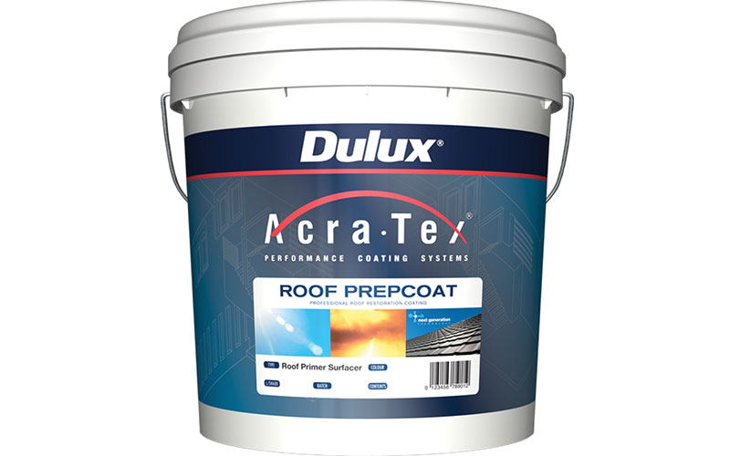 Dulux Roof Primer For Pitted Concrete Roof Tiles