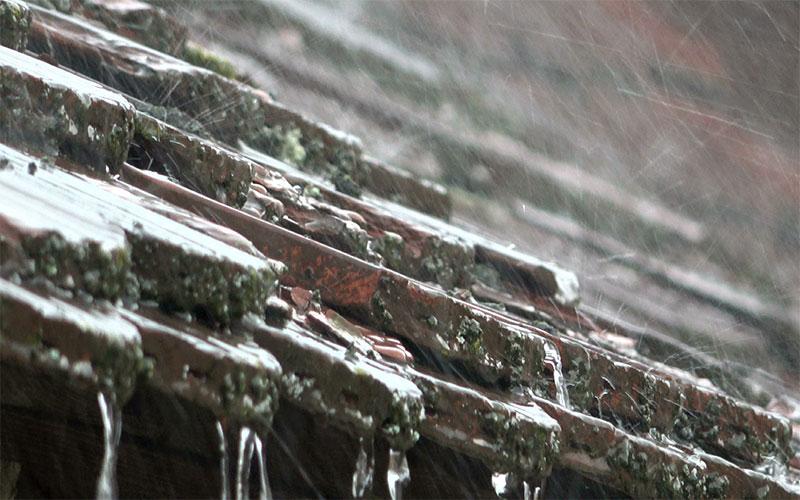 Porous Roof Tiles