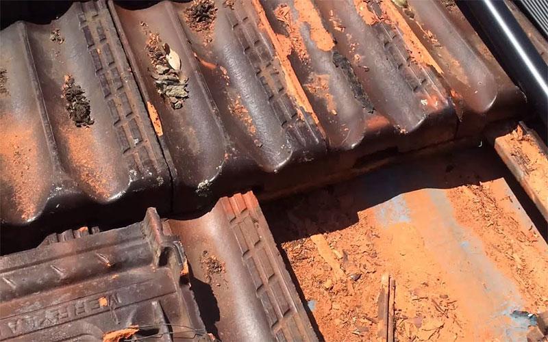Porous Terracotta Roof Tiles