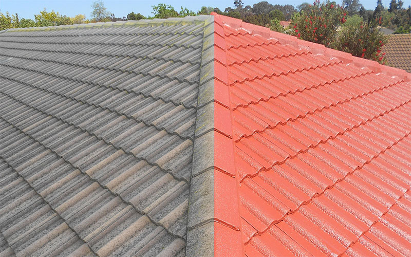 Roof Reseal