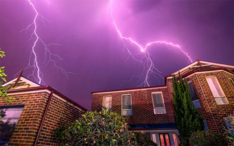 Melbourne Roof Leaks from Extreme Storm Conditions