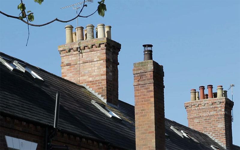 Roof Chimney Leaks