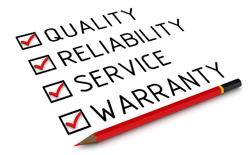 Roof Warranty and Support