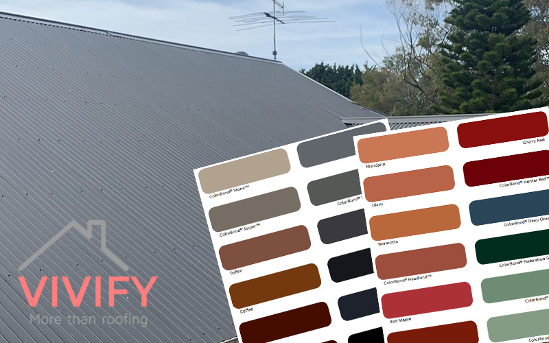 Colorbond Roof Colours