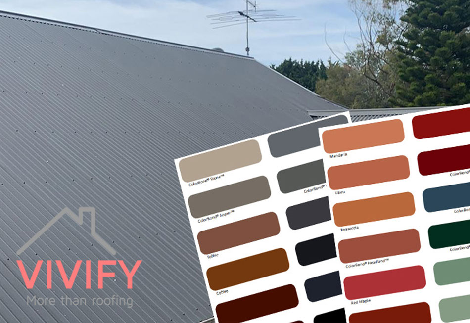 A Comprehensive Guide To Choosing Colorbond Roof Colours