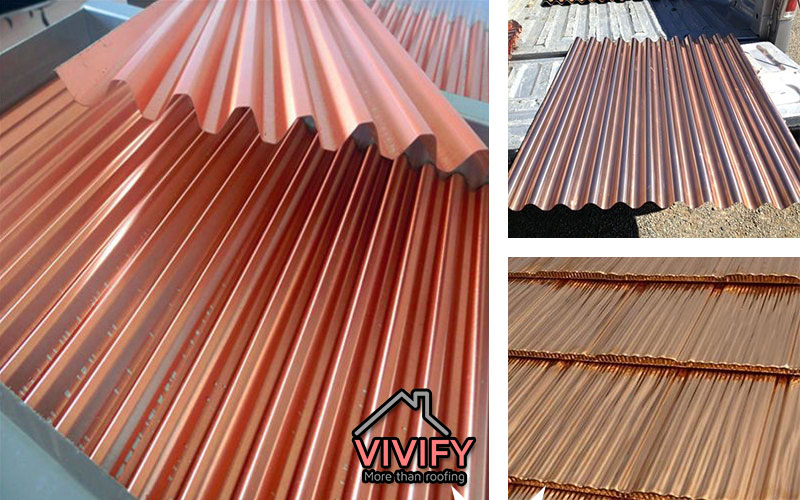 Copper Roof Sheets