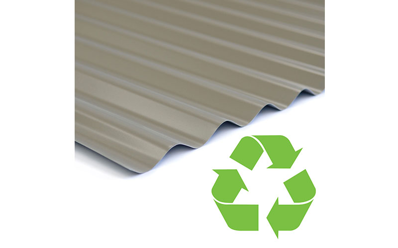 RecyclableMetalRoof