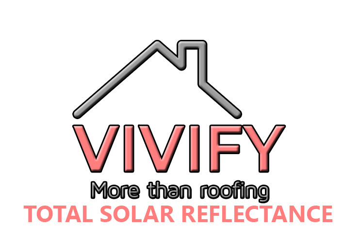 Vivify Roofing Total Solar Reflectance Roof Paint