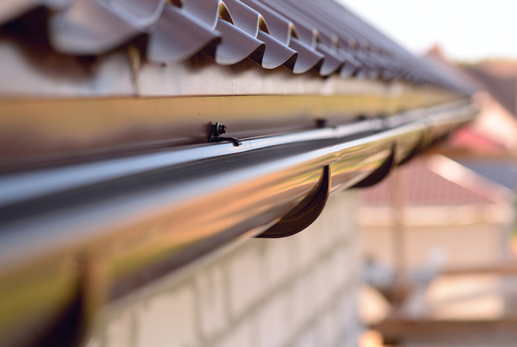 Keep Gutters Clean Vivify Roofing