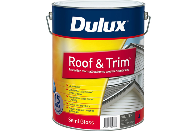 Dulux Roof & Trim Semi Gloss