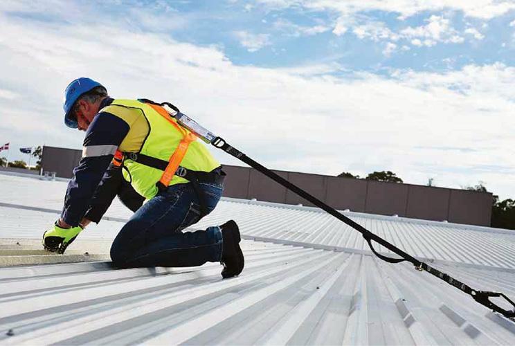 Metal Roof Restoration Assessment