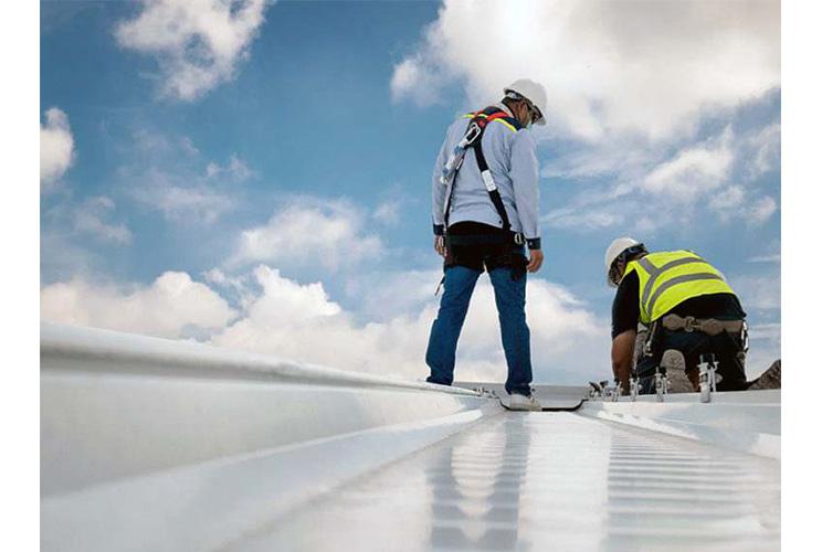 Metal Roof Restoration - Inspection