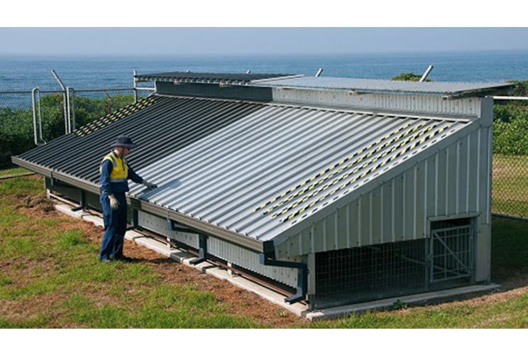 Zincalume Metal Roof Restoration
