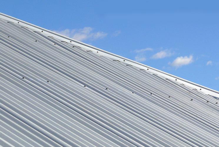Zincalume Roof Restoration