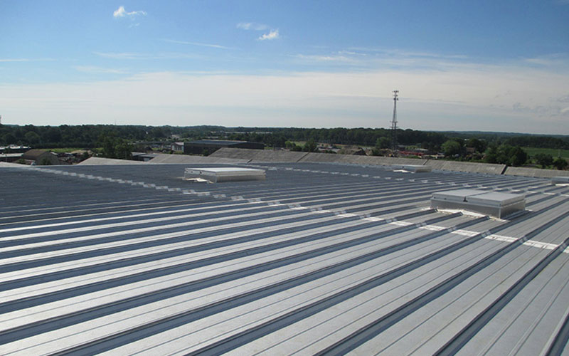 Body Corporate Metal Roof