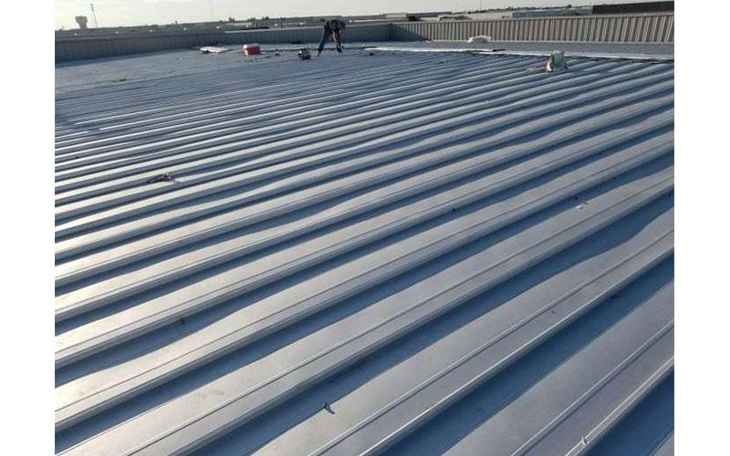 Partial Corporate Roof Restoration