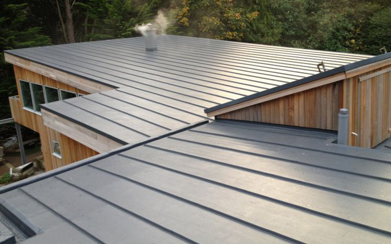 Flat Metal Roof Melbourne