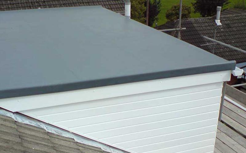 Flat Metal Roofing Melbourne Fibreglass flat roof
