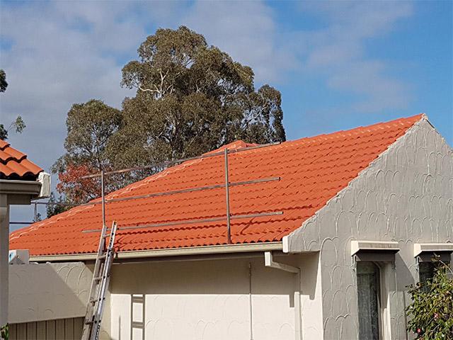 Roof Restoration Mordialloc