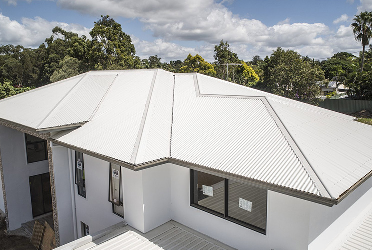 Roofing and Guttering Melbourne Colorbond Roof