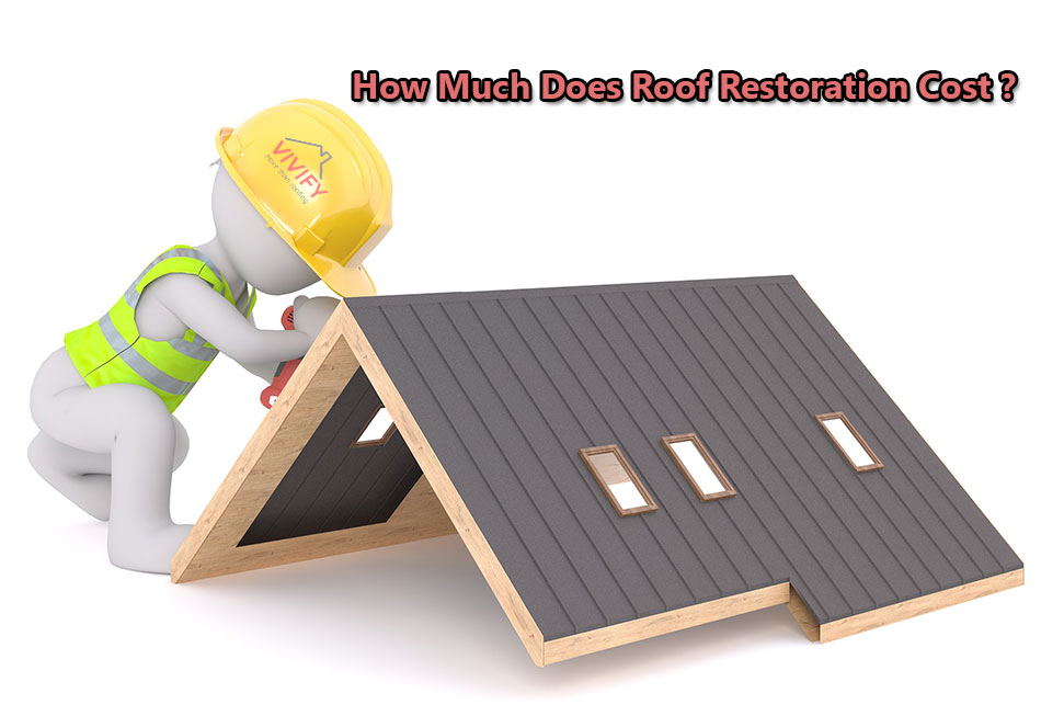 How Much Does Roof Restoration Cost Featured Image
