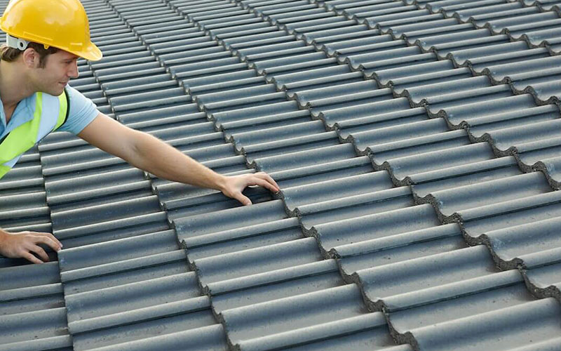 Roof Coating Stop Leaks - Roof Inspection