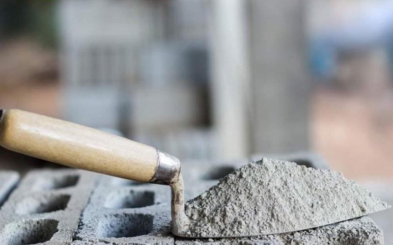 Mixing Of Mortar