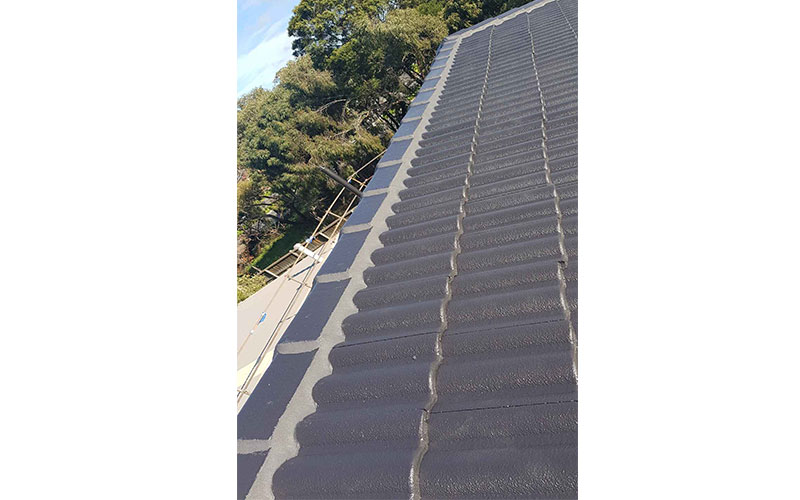 Roof Rebedding and Repointing