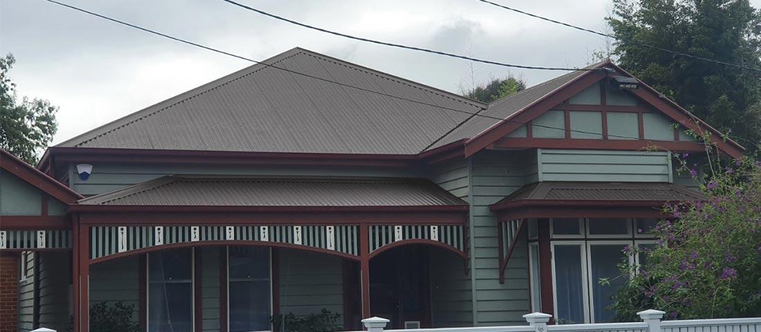 Roof Restoration Cremorne Before REV2
