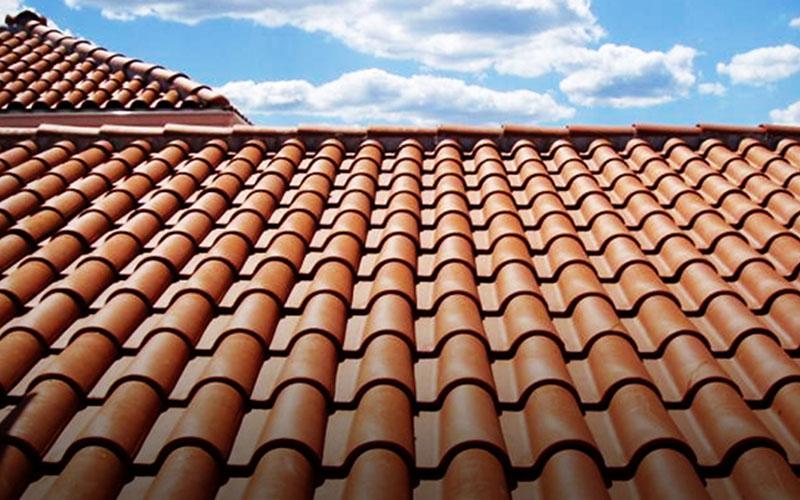 Clean Concrete Roof