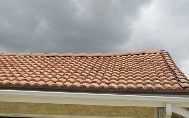 Sagging Roofline