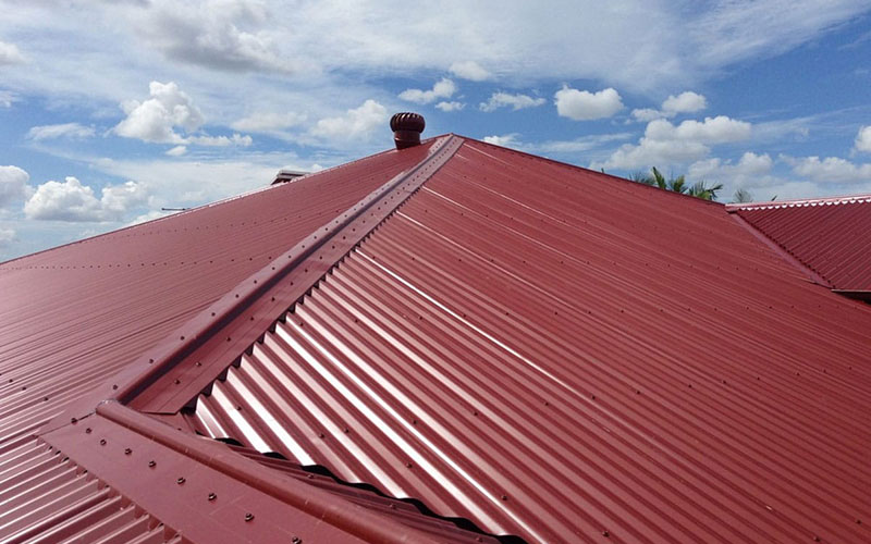 What Metal Roof Colour is Best - Matching Existing Colours