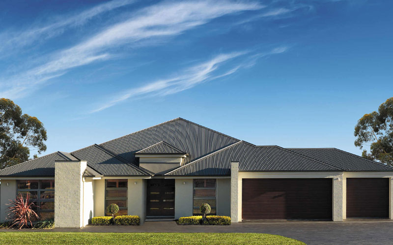 What Metal Roof Colour is Best - Results of Contrasting Colours