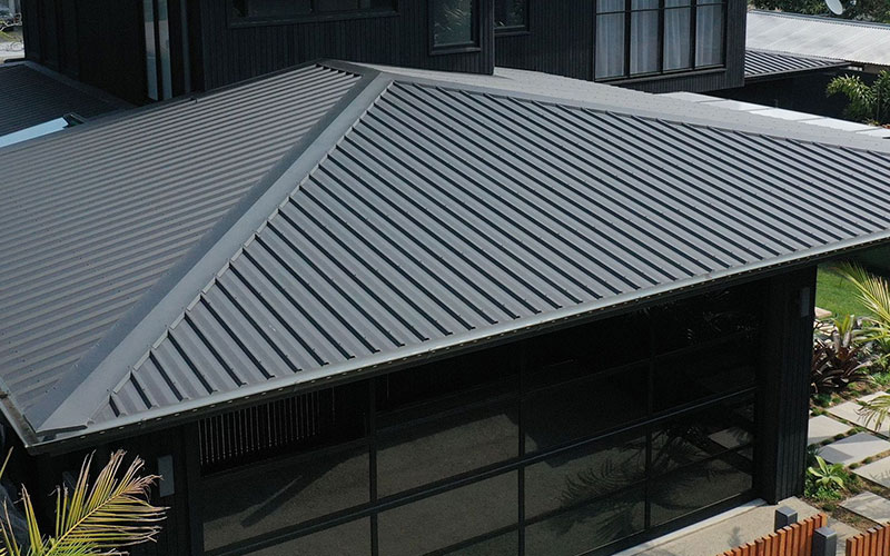 What Metal Roof Colour is Best Vivify Roofing