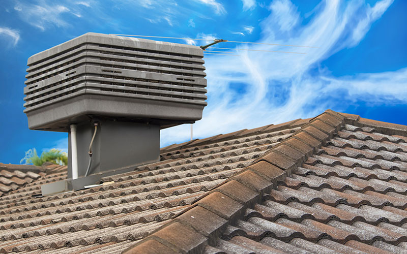 Saltwater Roof Damage Repair Melbourne