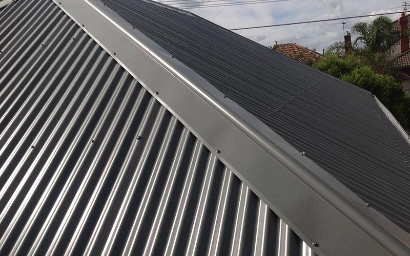 Roof Restoration Melbourne Metal Roof
