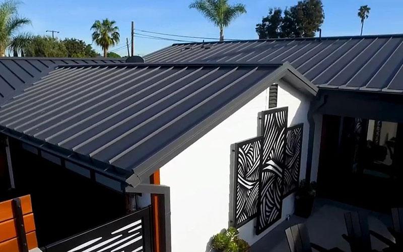 Metal Roof Restoration Melbourne
