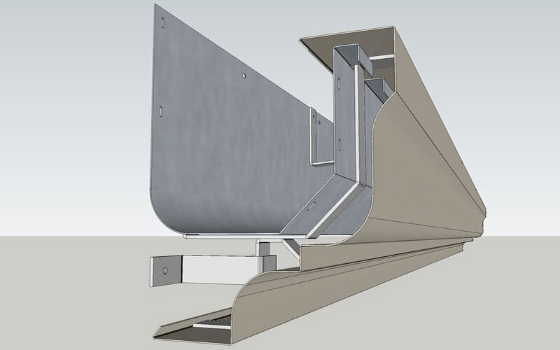 Australian Gutter Types and Sizes Concealed Gutters
