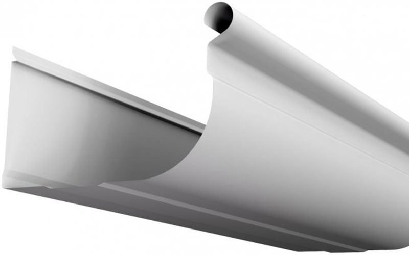 Australian Gutter Types and Sizes Half Round Quad Gutters