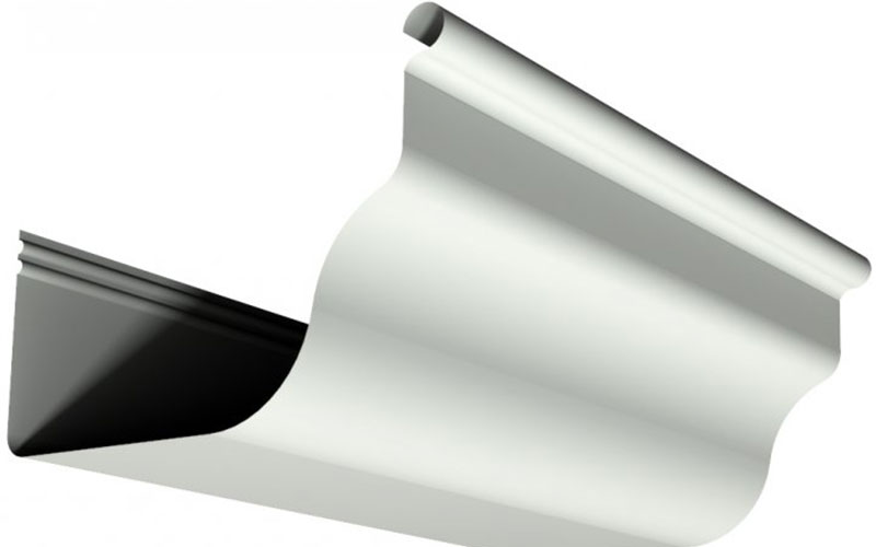 Australian Gutter Types and Sizes Ogee Gutters