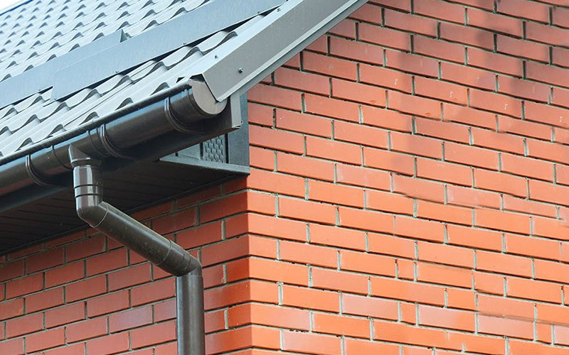 Vivify Roofing Roof Gutter Drain Capacity